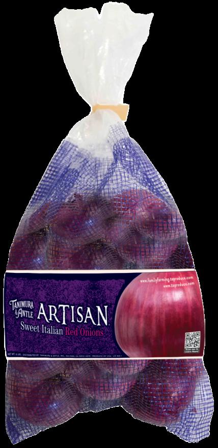 Artisan Sweet Red Onion